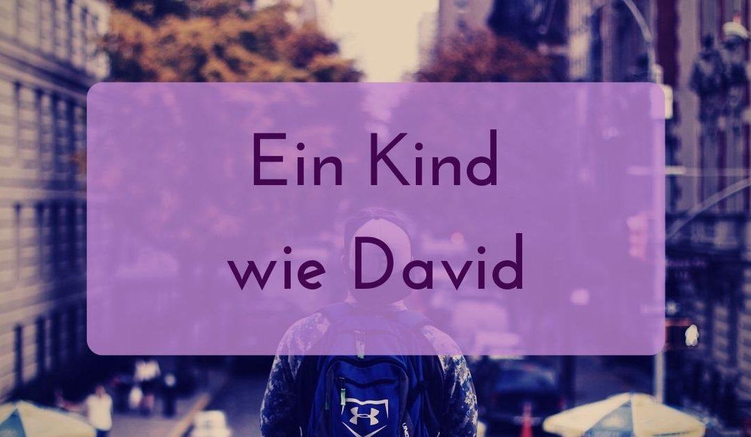 Ein Kind wie David oder was restaktive frühkindliche Reflexe bewirken können